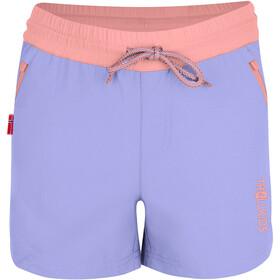 TROLLKIDS Arendal Shorts Girls lavender/apricot